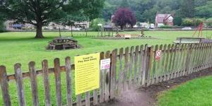 Play Area - Lea Recreation Ground