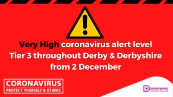 Coronavirus Alert Level - Tier 3